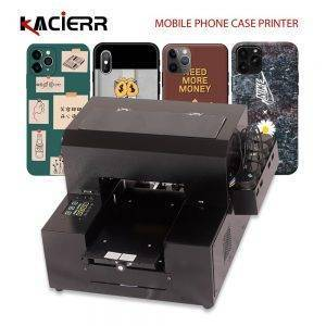 A4 Small Flat UV Printer for Mobile Phones