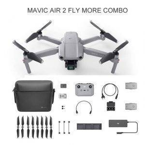 Compact 4k Camera Quadcopter with 34 min Flight Time