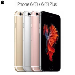 Apple iPhone 6s/6s Plus 4.7/5.5″ Retina Display 12MP Rear Camera Touch ID 3D Touch IOS 9
